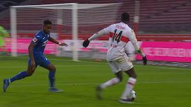 2. Halbzeit: VfB Stuttgart - TSG Hoffenheim