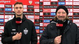 Die Interviews nach dem Heimspiel gegen Hoffenheim