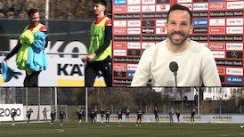 VfB Kapitän Gonzalo Castro im Interview