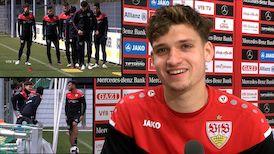 Mateo Klimowicz zwischen Werder und BVB