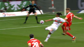 1. Halbzeit: 1. FC Union Berlin - VfB Stuttgart