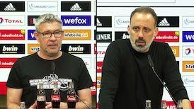 Pressekonferenzen: 1. FC Union Berlin - VfB Stuttgart