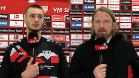 Die Interviews zum Heimspiel gegen den VfL Wolfsburg