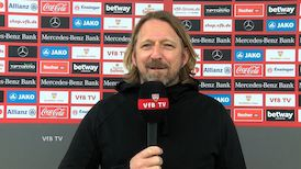 Im Interview: Sven Mislintat