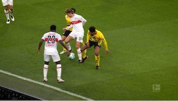 Die VfB Zweikämpfer