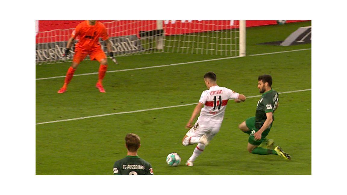 Highlights: VfB Stuttgart - FC Augsburg