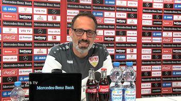 Die Video-PK vor dem Spiel bei Borussia Mönchengladbach