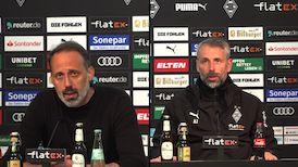 Pressekonferenz: Borussia Mönchengladbach - VfB Stuttgart