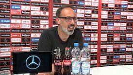 Die Video-PK vor dem Heimspiel gegen Arminia Bielefeld