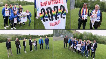 NEU: Mädchen- und Frauenfußball beim VfB Stuttgart