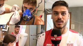 VfB Innenverteidiger Konstantinos Mavropanos