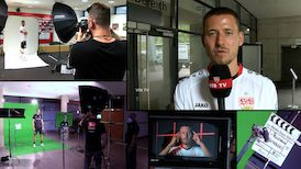 Der DFL Media Day 2021 mit Waldemar Anton