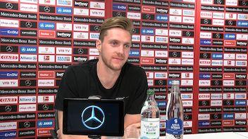 Presserunde: Florian Müller