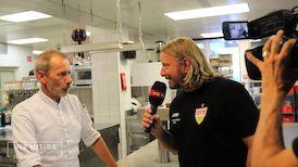 "VfB Inside – powered by Mercedes-Benz Bank. Folge 1, ""Heiß gekocht"""