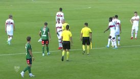 Re-Live: VfB Stuttgart – FC Wacker Innsbruck