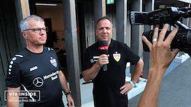 "VfB Inside – powered by Mercedes-Benz Bank. Folge 2, ""Alles sauber"""