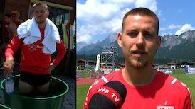 Der Donnerstag in Kitzbühel mit Waldemar Anton