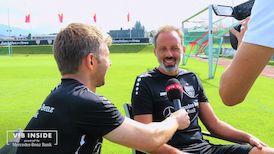 """VfB Inside – powered by Mercedes-Benz Bank. Folge 4, """"Alles Taktik"""""""