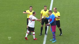 Re-Live: VfB Stuttgart – FC Barcelona (1. Halbzeit)