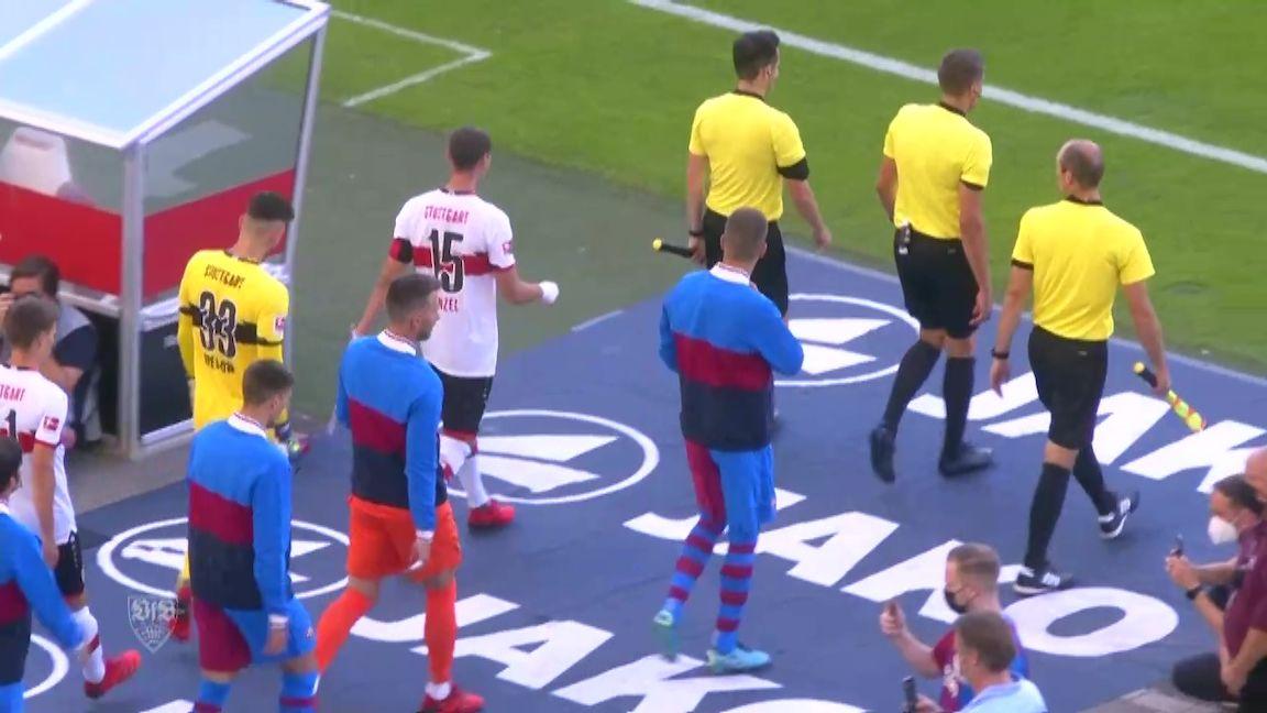 Highlights: VfB Stuttgart – FC Barcelona