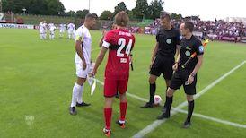 Highlights: BFC Dynamo – VfB Stuttgart