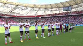 Highlights: VfB Stuttgart – SpVgg Greuther Fürth