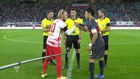 Re-Live: RB Leipzig – VfB Stuttgart (1. Halbzeit)