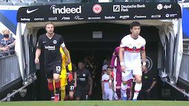 Re-Live: Eintracht Frankfurt – VfB Stuttgart (2. Halbzeit)