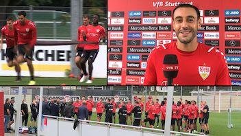 Hamadi Al Ghaddioui zwischen Eintracht und Bayer