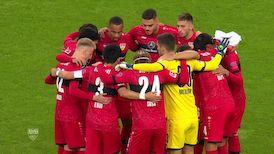 Re-Live: Borussia Mönchengladbach - VfB Stuttgart (1. Halbzeit)
