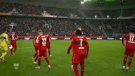 Re-Live: Borussia Mönchengladbach - VfB Stuttgart (2. Halbzeit)