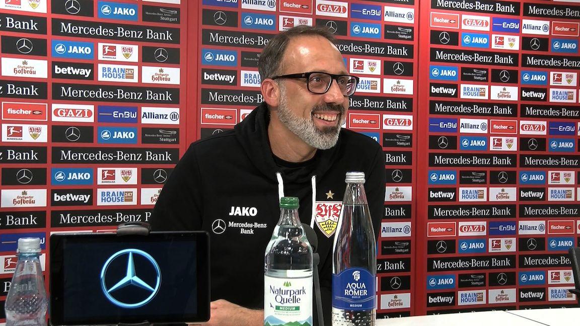 Die Presserunde vor dem Heimspiel gegen Union Berlin