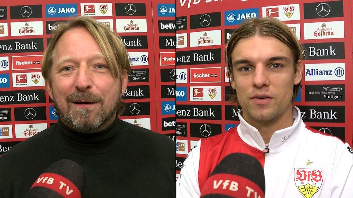 Die Interviews nach dem Heimspiel gegen Union Berlin